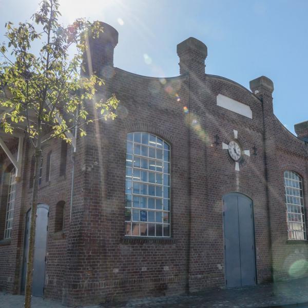 Alter Schlachthof (oud slachthuis)