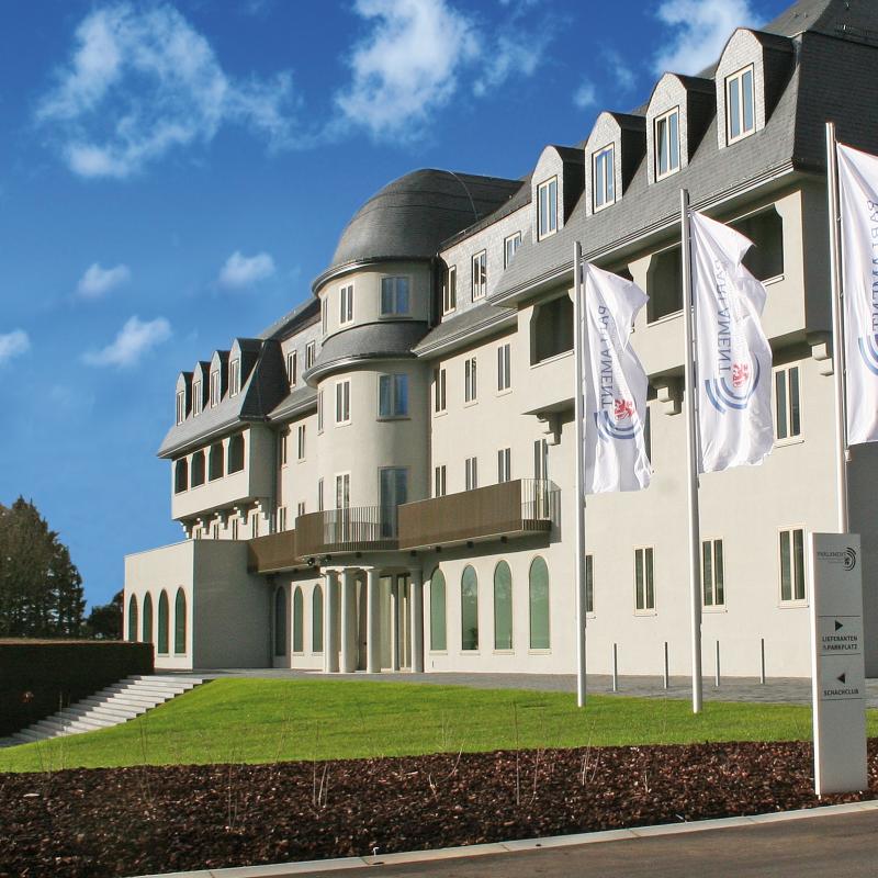 Parlament Der Deutschsprachigen Gemeinschaft - Ehemaliges Sanatorium
