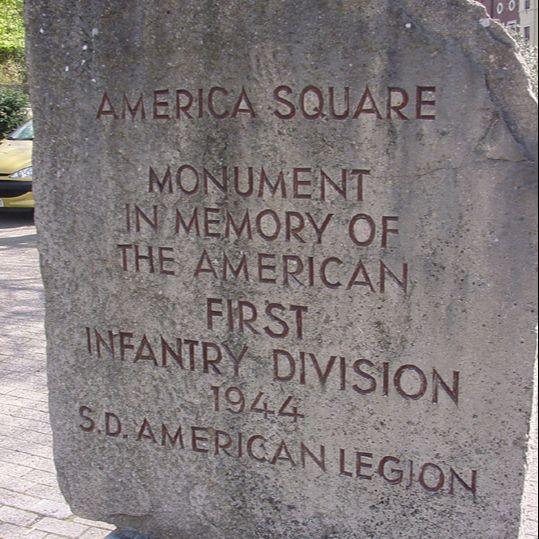 Amerikanisches Denkmal